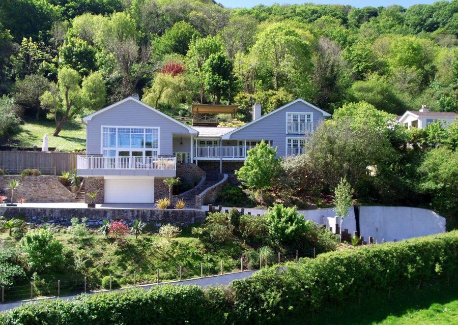 Many Steps – Salcombe, Devon