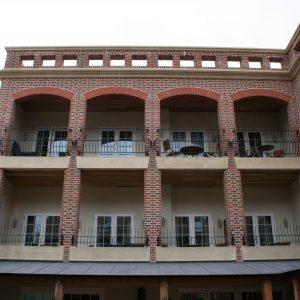 HDV Poole Balconies