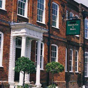 Hotel du Vin Winchester Front Aspect
