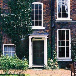 Hotel du Vin Winchester Garden Entrance