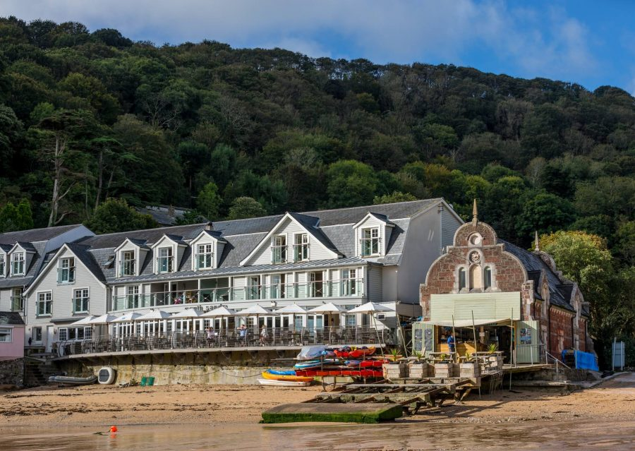 South Sands, Salcombe, Devon