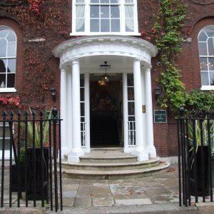 HDV Poole front entrance