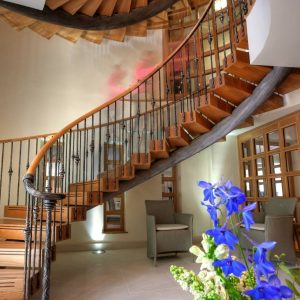 South Sands Hotel Staircase 2