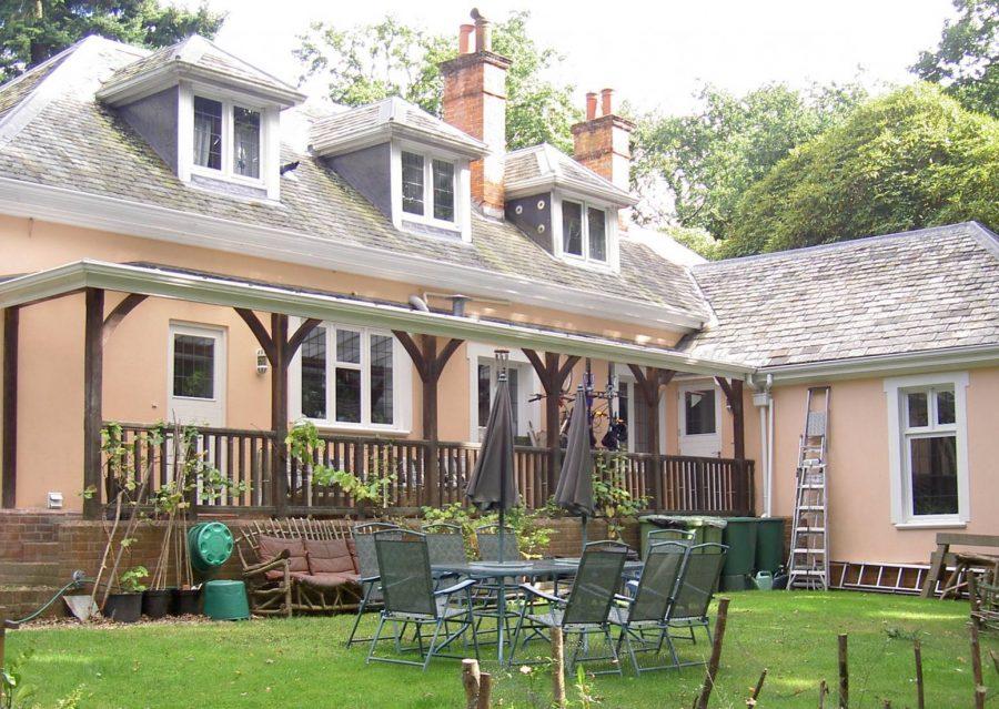 Great Ballard Lodge – New Forest, Hampshire